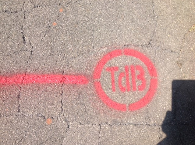 TdB2014pic31roadmarkings